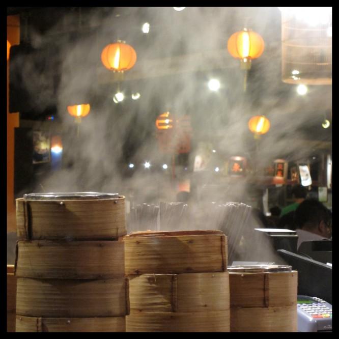 steamers steaming