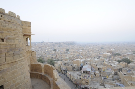 A view from Jaisalmer's Fort