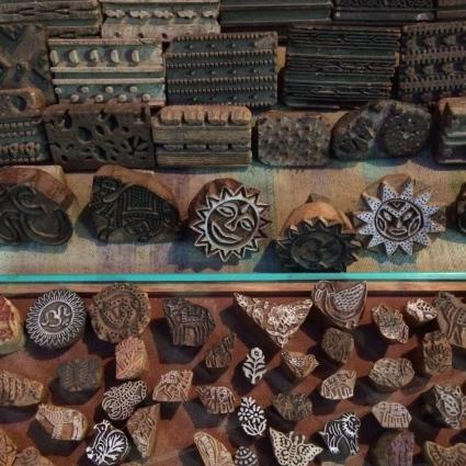 Gorgeous blocks make gorgeous prints.