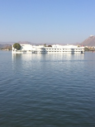 The Lake Palace - Udaipur