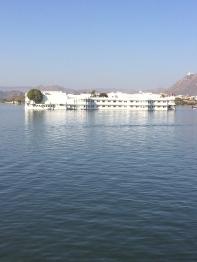 The Lake Palace - Udaipur