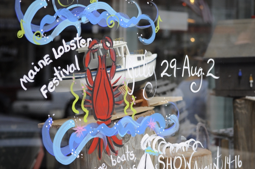 They love lobsters and love to celebrate all things lobster!